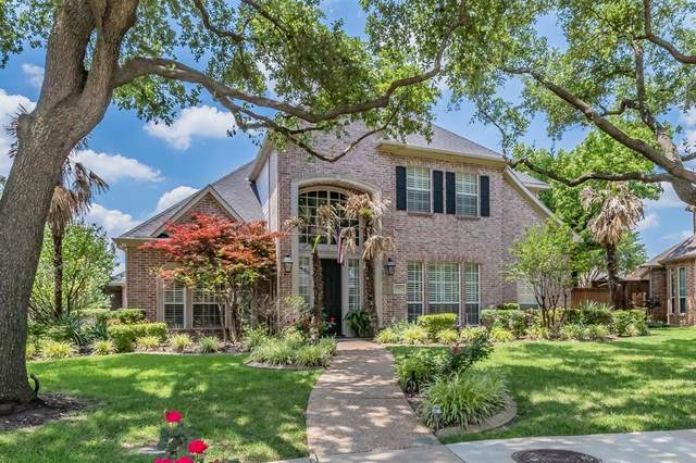 1501 Cuttingham Court, Coppell, TX 75019 (MLS #14603105) :: All Cities USA Realty