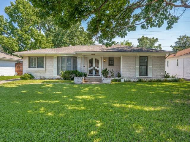 3529 Townsend Drive, Dallas, TX 75229 (MLS #14603106) :: The Chad Smith Team