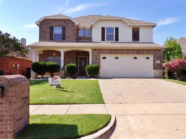 4613 Indian Rock Drive, Fort Worth, TX 76244 (MLS #14603112) :: Robbins Real Estate Group