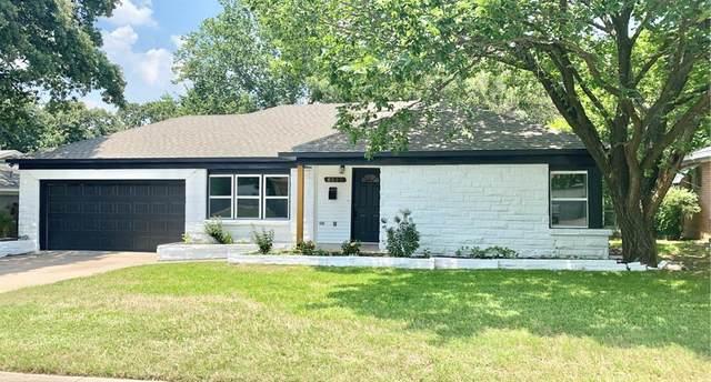 6817 Hightower Street, Fort Worth, TX 76112 (MLS #14603115) :: EXIT Realty Elite