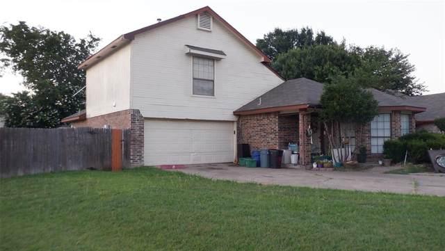 4101 Vincent Terrace, Haltom City, TX 76137 (MLS #14603117) :: VIVO Realty