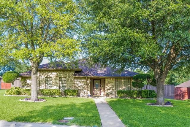 102 Highcrest Lane, Rockwall, TX 75087 (MLS #14603123) :: RE/MAX Pinnacle Group REALTORS