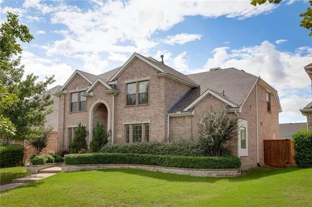 910 Stone Circle Lane, Lewisville, TX 75056 (MLS #14603134) :: VIVO Realty