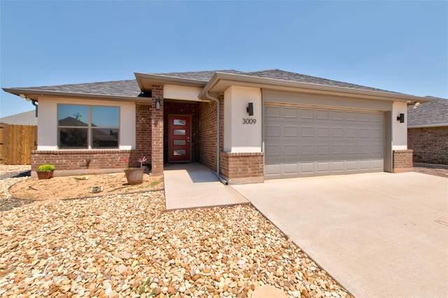 3009 Oakley, Abilene, TX 79606 (MLS #14603135) :: Jones-Papadopoulos & Co