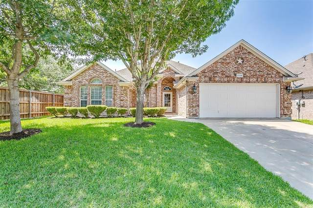 2724 Alpena Drive, Fort Worth, TX 76131 (MLS #14603141) :: The Chad Smith Team