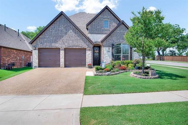 6900 Town Bridge Road, Mckinney, TX 75071 (MLS #14603151) :: Robbins Real Estate Group