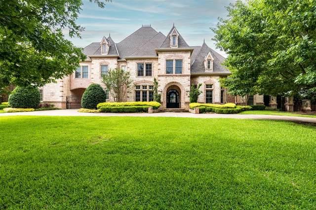 1609 Enclave Court, Southlake, TX 76092 (MLS #14603166) :: Team Hodnett