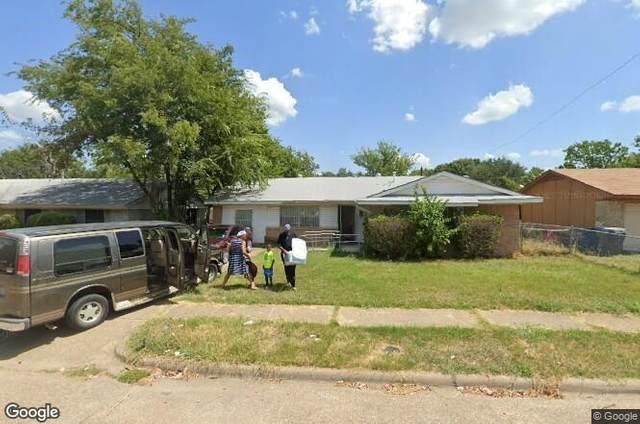 6440 Leaning Oaks Street, Dallas, TX 75241 (MLS #14603181) :: The Chad Smith Team