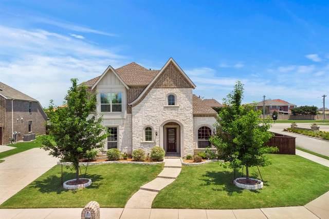 950 Beverly Lane, Allen, TX 75013 (MLS #14603187) :: Robbins Real Estate Group
