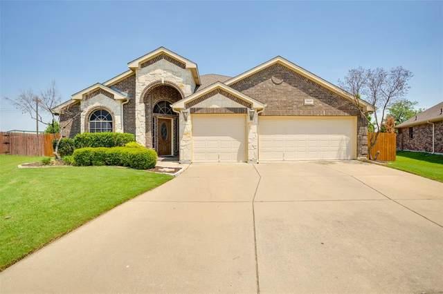 10657 Devinstone Drive, Fort Worth, TX 76177 (MLS #14603200) :: Robbins Real Estate Group