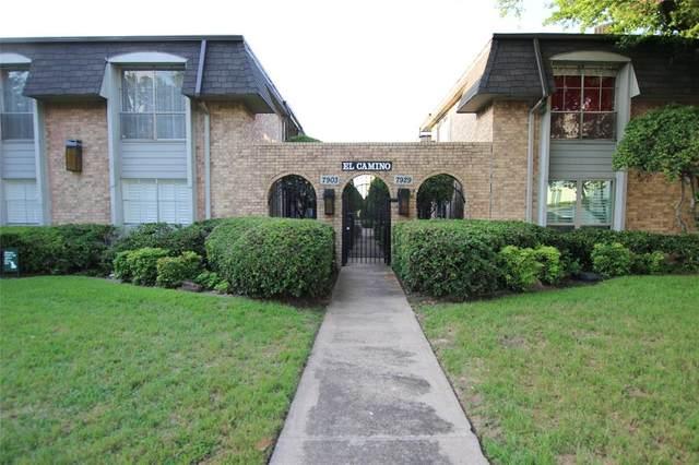 7919 Meadow Park Drive #212, Dallas, TX 75230 (MLS #14603209) :: The Good Home Team