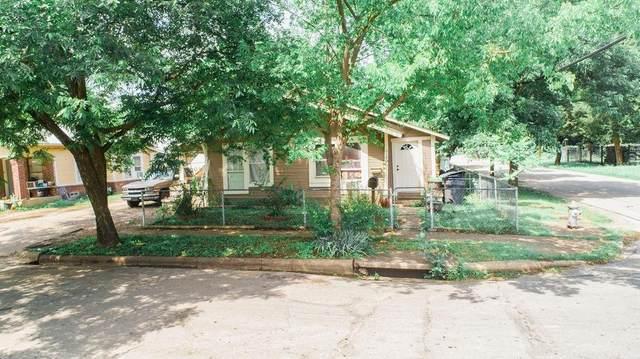 520 Wayne Street, Dallas, TX 75223 (MLS #14603211) :: The Juli Black Team