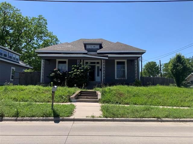 2604 Wellington Street, Greenville, TX 75401 (MLS #14603235) :: The Property Guys
