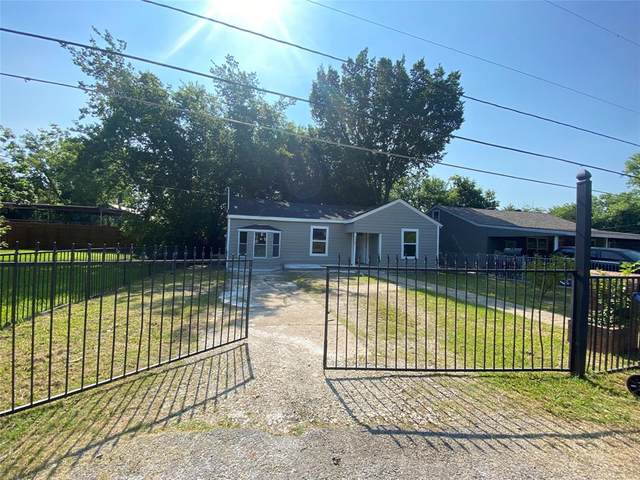 3007 Walnut Street, Greenville, TX 75401 (MLS #14603236) :: Robbins Real Estate Group