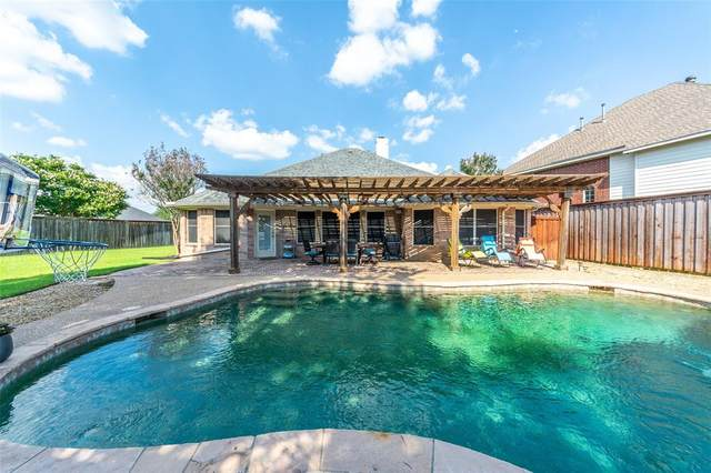 205 Cinnamon Circle, Mckinney, TX 75071 (MLS #14603246) :: The Good Home Team