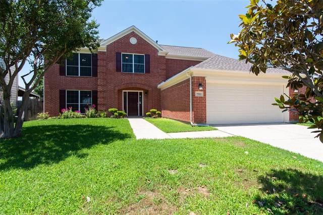 7313 Big Bend Court, Fort Worth, TX 76137 (MLS #14603252) :: Real Estate By Design