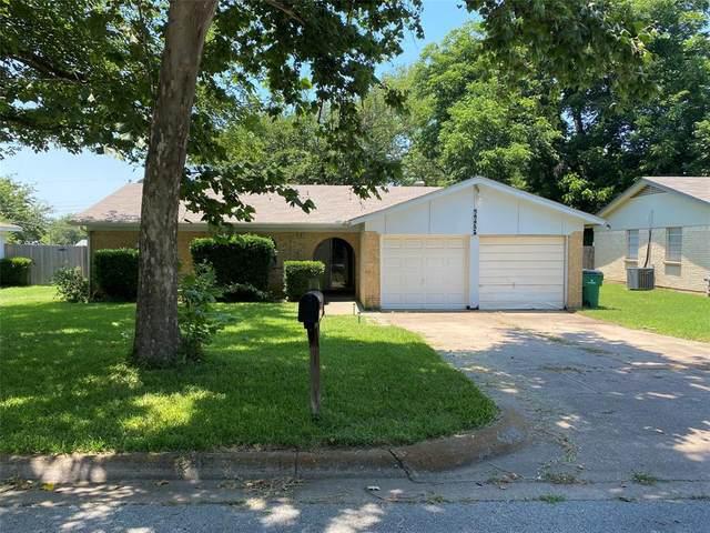 6633 Mona Lisa Avenue, Watauga, TX 76148 (MLS #14603266) :: Jones-Papadopoulos & Co