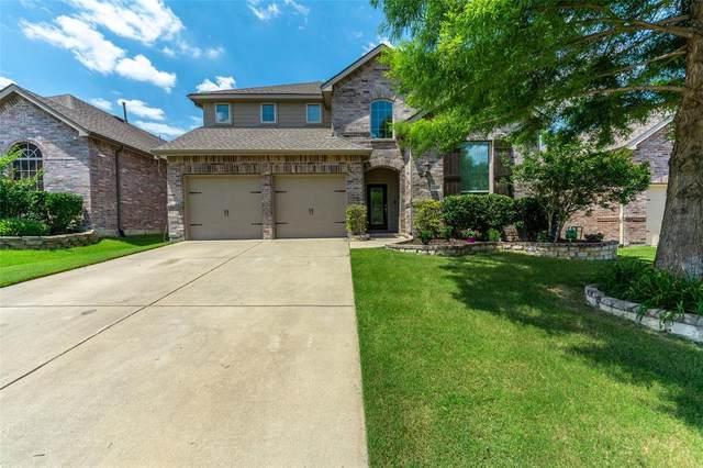 5116 Grove Cove Drive, Mckinney, TX 75071 (MLS #14603268) :: Robbins Real Estate Group