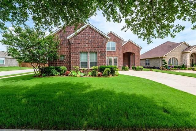 6001 Thistle Hill, Denton, TX 76210 (MLS #14603275) :: Trinity Premier Properties