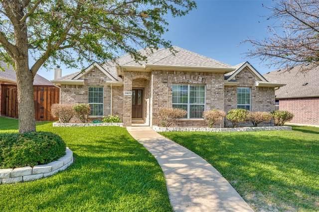 11571 Yoakum Drive, Frisco, TX 75035 (MLS #14603282) :: The Chad Smith Team