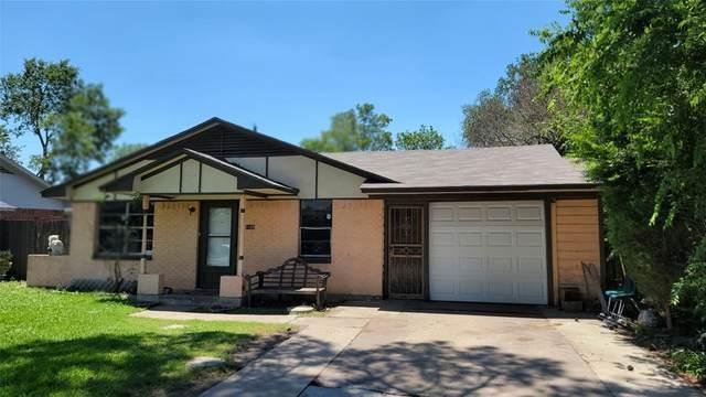1129 Lorraine Lane, Mesquite, TX 75149 (MLS #14603290) :: The Daniel Team