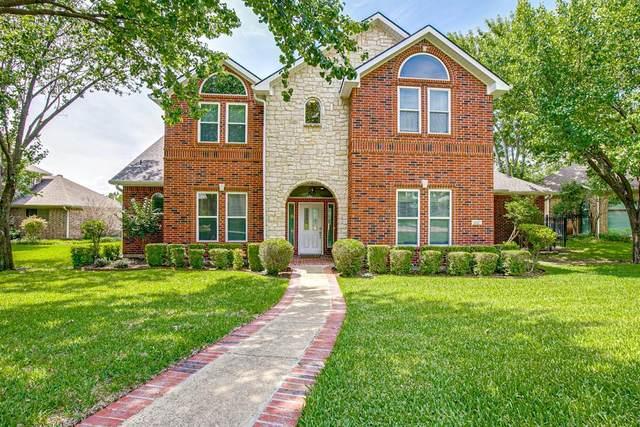 1817 Palomino Drive, Rowlett, TX 75088 (MLS #14603301) :: 1st Choice Realty