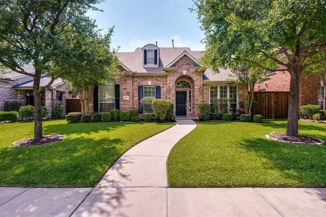 4589 Hearthstone Drive, Frisco, TX 75034 (MLS #14603303) :: The Kimberly Davis Group