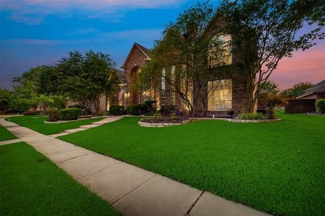 509 Saginaw Court, Allen, TX 75013 (MLS #14603309) :: Real Estate By Design