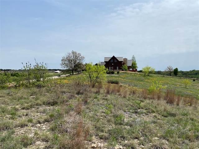 654R Canyon Wren Loop, Possum Kingdom Lake, TX 76449 (MLS #14603310) :: The Russell-Rose Team