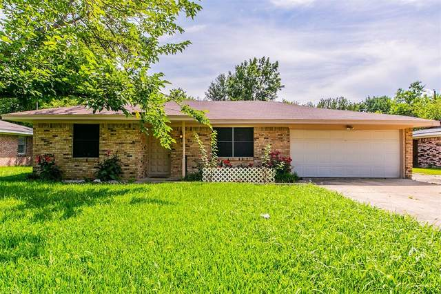 203 Melody Lane, Terrell, TX 75160 (MLS #14603314) :: 1st Choice Realty