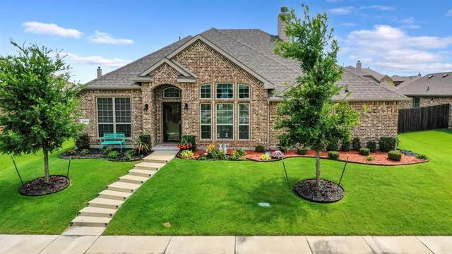1422 Silver Lake Drive, Rockwall, TX 75087 (MLS #14603321) :: The Great Home Team