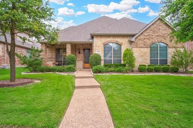 934 Scotia Drive, Allen, TX 75013 (MLS #14603336) :: The Good Home Team