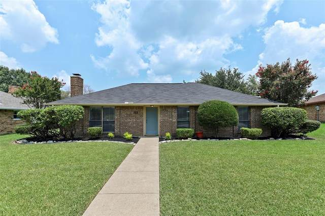 210 Barclay Avenue, Coppell, TX 75019 (MLS #14603355) :: Real Estate By Design