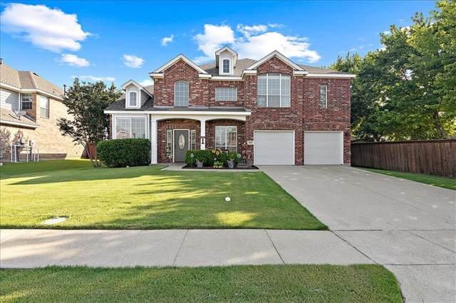 4009 Birdie Drive, Mansfield, TX 76063 (MLS #14603357) :: Front Real Estate Co.