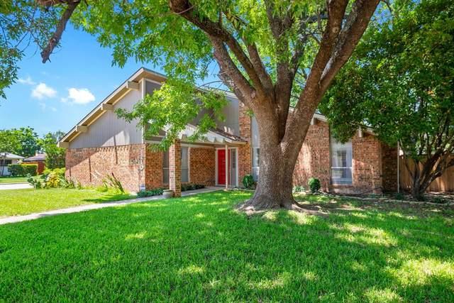 2101 Hickory Drive, Carrollton, TX 75006 (MLS #14603368) :: All Cities USA Realty