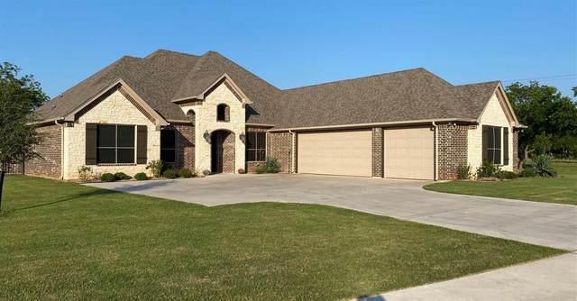 6301 Weatherby Road, Granbury, TX 76049 (MLS #14603369) :: The Good Home Team