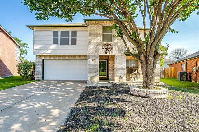 8545 Jackson Way, Fort Worth, TX 76244 (MLS #14603374) :: Real Estate By Design