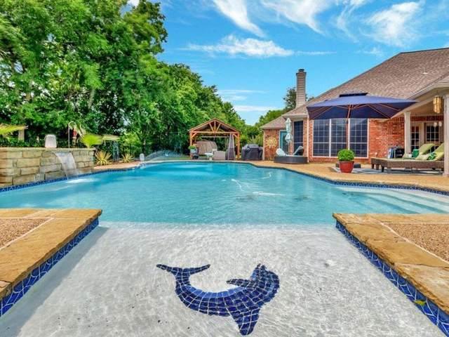408 Normandy Lane, Heath, TX 75032 (MLS #14603382) :: Maegan Brest | Keller Williams Realty