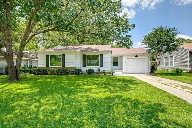 10907 Desdemona Drive, Dallas, TX 75228 (MLS #14603397) :: Real Estate By Design