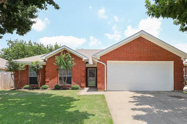 7412 Marsarie Court, Fort Worth, TX 76137 (MLS #14603399) :: Real Estate By Design