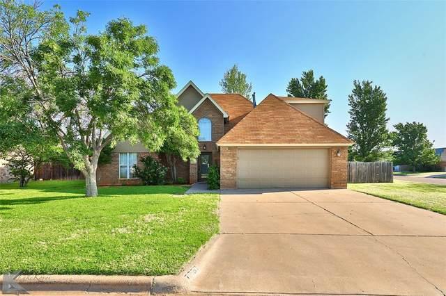 7757 Ruby Esther Circle, Abilene, TX 79606 (MLS #14603418) :: RE/MAX Pinnacle Group REALTORS