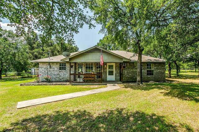 124 Livingston Court, Weatherford, TX 76087 (MLS #14603457) :: The Good Home Team