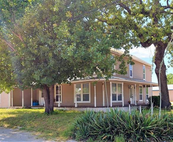 301 N Pearl Street, Comanche, TX 76442 (MLS #14603481) :: Real Estate By Design