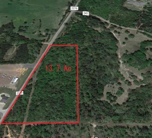 TBD Fm 2276, Henderson, TX 75652 (MLS #14603494) :: Real Estate By Design