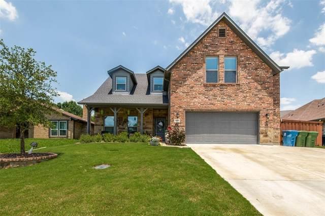 409 Peninsula Drive, Lakewood Village, TX 75068 (MLS #14603502) :: Team Tiller