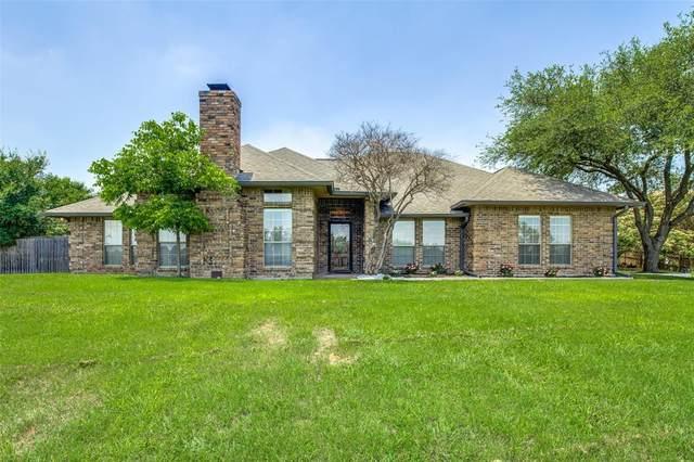 137 Deer Creek Drive, Aledo, TX 76008 (MLS #14603503) :: Robbins Real Estate Group