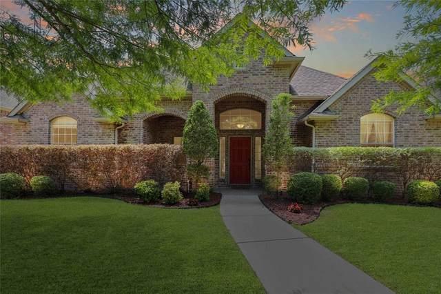 2224 Fairfax Trail, Denton, TX 76205 (MLS #14603505) :: Robbins Real Estate Group