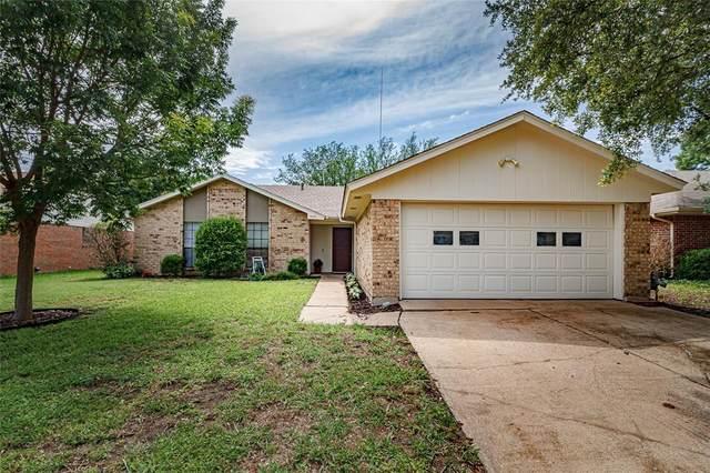 1303 Wildflower Court, Richardson, TX 75081 (MLS #14603514) :: Robbins Real Estate Group