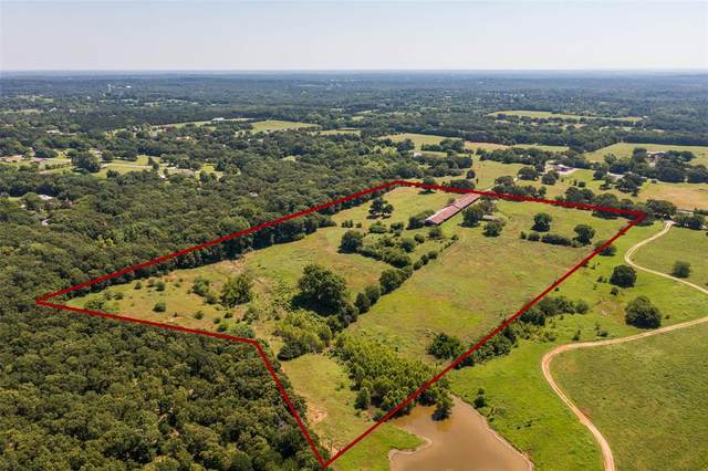 1651 Desvoignes Road, Denison, TX 75021 (MLS #14603533) :: DFW Select Realty
