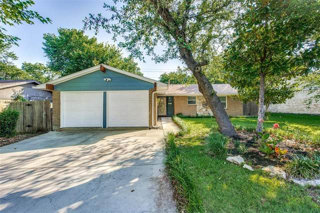 1109 Woodcrest Drive, Garland, TX 75040 (MLS #14603534) :: 1st Choice Realty